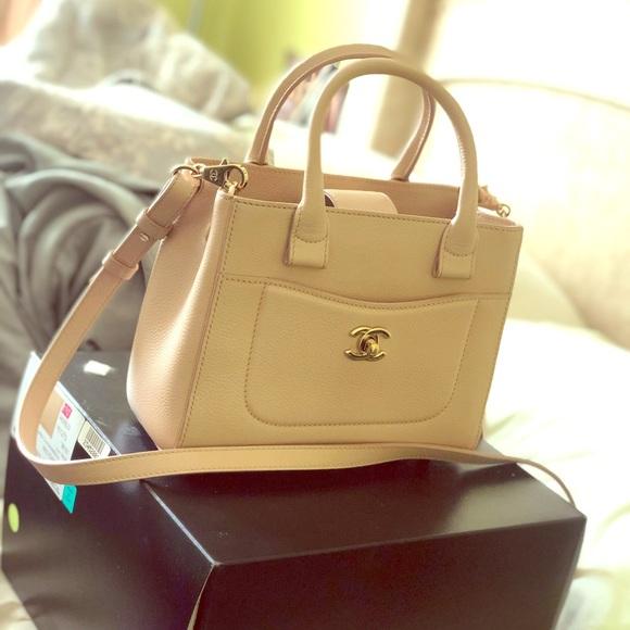 CHANEL Handbags - Authentic Chanel Neo Executive (small)